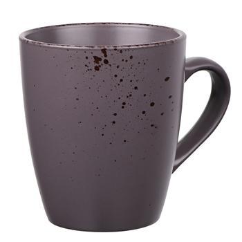 Чашка Ardesto Lucca Grey Brown керамика 0,36л