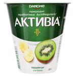Activia Bifidoyogurt Kiwi-banana 2,5% 260g