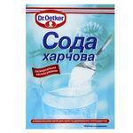 Сода Др.Оеткер пищевая 50г