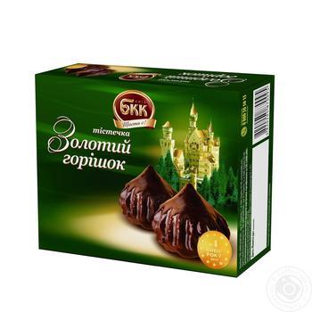 Пирожное БКК Золотой орешек 360г - купить, цены на Фуршет - фото 1