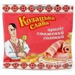 Арахис Козацька слава жареный соленый со вкусом бекона 30г