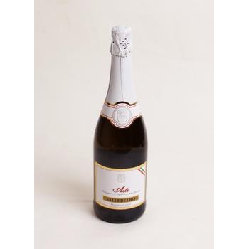 Sparkling wine Vallebelbo Private import grape white sparkling 7.5% 750ml glass bottle Italy