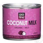 Сливки кокосовые Coco Fina 200мл