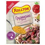 Приправа Роллтон Грузинская кухня универсальная 60г - купить, цены на Ашан - фото 1