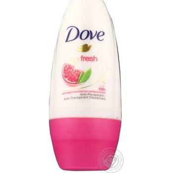 Deodorant Dove for women 50ml