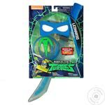 TMNT Evolution Of Ninja Turtles Equipment Leonardo Game Weapon Set