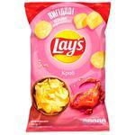 Чипсы картофельные Lay's со вкусом краба 200г
