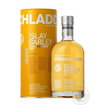 Bruichladdich Islay Barley whisky 50% 0,7l - buy, prices for Novus - image 1