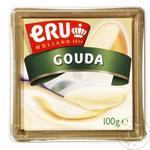 Сыр плавленый ERU Gouda 48% 100г