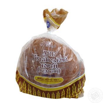 Хлеб Кулиничи Украинский подовый нарезной упак 950г