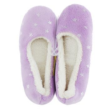 Капці Twins жіночі домашні фіолетові 40р
