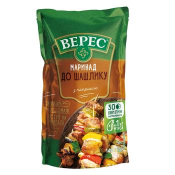 Veres Marinade For Barbecue 140g - buy, prices for Auchan - photo 1