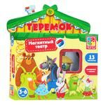 Vladi Toys Magnetic Theater. Teremok Game Set