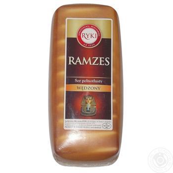 Сыр Ryki Рамзес копченый 45%