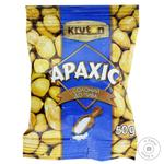 Kruton Roasted Peanuts Salted 50g