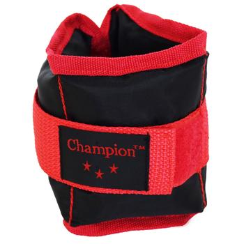 Champion Black-Red Weights 2pc*1kg - buy, prices for Tavria V - image 1