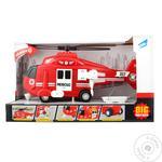 Игрушка Big Motors Спасательный вертолет - купить, цены на Novus - фото 1