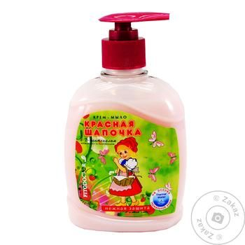 Крем-мыло Фитодоктор Красная шапочка 300мл