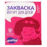Закваска бактериальная Milk Day Йогурт для детей 1.5г