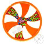Літаючий диск 25см колір в асортименті