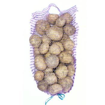 First Grade Packaged Potatoes