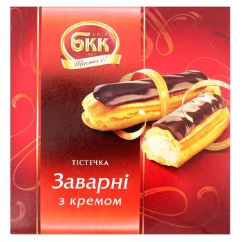 BKK Custard Pastries With Cream - buy, prices for Furshet - image 1