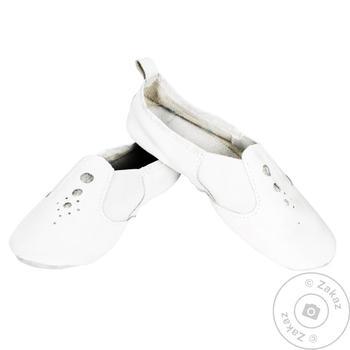 Чешки детские Trinity белые с серебром м-1а 25р - купить, цены на Таврия В - фото 1