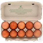 Яйца куриные Квочка отборные С0 10шт - купить, цены на Фуршет - фото 4