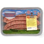 Sausage Food works Nurnberg pork grill Ukraine
