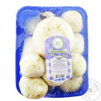 Гриби шампиньоны белые  450г - купить, цены на СитиМаркет - фото 1