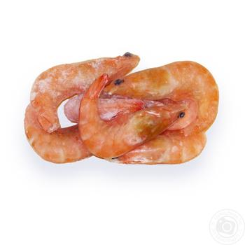 Seafood shrimp frozen Ukraine