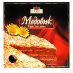 Лепешки Merci Горлица медовые для торта с черносливом 500г