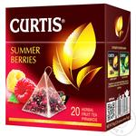 Чай Curtis Summer Berries пирамидка 1,7г