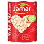 Фасоль Jamar белая 400г