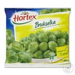 Hortex капуста брюссельська 450г