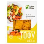 Сыр Зеленая Корова Тофу жареный с карри 250г