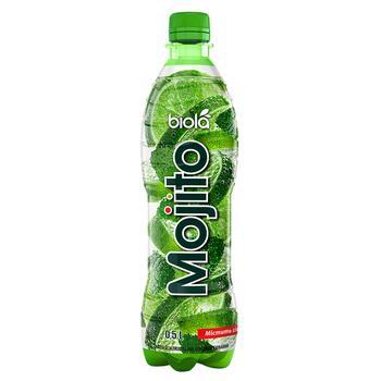 Напій Біола Mojito соковмісний газований 0,5л - купити, ціни на Varus - фото 1