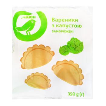 Auchan Frozen With Cabbage Vareniki 350g