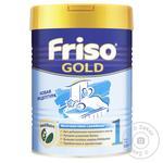 Молочная смесь Friso Gold 1 сухая для детей от рождения 400г - купить, цены на Novus - фото 1