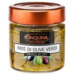 Паштет Cinquina с маслинами 200г