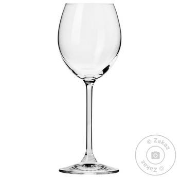 Набор бокалов Krosno Lifestyle Venezia для вина 6шт 250мл - купить, цены на МегаМаркет - фото 2
