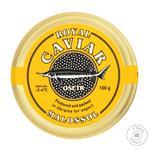 Икра осетеровая Caviar Malossol черная 100г