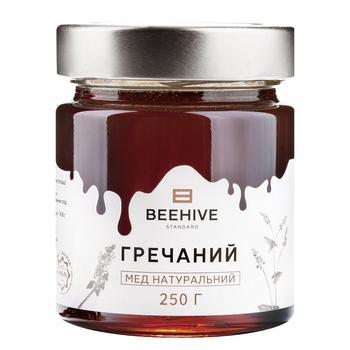 Мед Beehive Standard Гречишный 250г