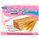 Хлібці Удільці пшенично-гречано-ячмінні 100г