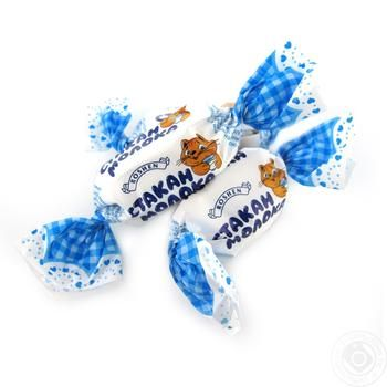 Конфета Рошен Стакан молока