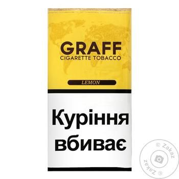 Табак Graff Lemon 30г