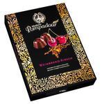 Конфеты Halloren Мадам Помпадур шоколадные с вишней и бренди 150г