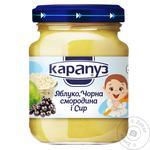 Karapuz Apple, Black Currant and Cheese Puree 200g