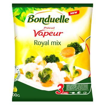 Овощная смесь Bonduelle Императорская на пару 400г