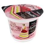 Десерт Даниссимо малиново-фисташковое пралине 6% 230г